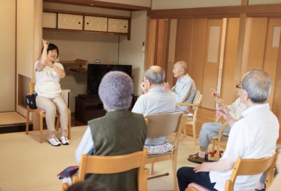 介護付有料老人ホーム 恵風